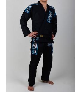 Kimono MANTO GI BJJ model 5.0 kolor czarny