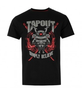 Koszulka Tapout Bushido Blade kolor czarny