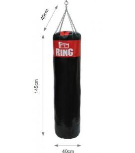 Worek bokserski Ring SUPER 145/40 wypełniony - worek treningowy