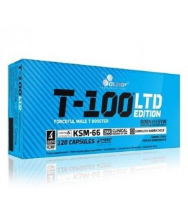 OLIMP T-100 LTD Edition 120 kaps  TESTOSTERON