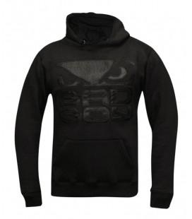 Bluza z kapturem Bad Boy model Carbon czarna