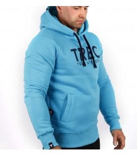 "Bluza TRECWEAR  Hoodie 034 ""sea blue"""