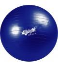 Piłka gimnastyczna 65cm + pompka Allright