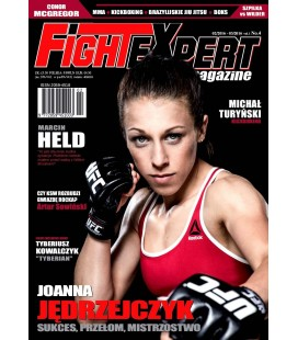 Magazyn Fight Expert  - sporty walki i crossfit nr 4