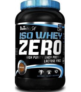 BioTech Iso Whey Zero 908g białko