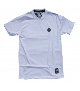 Koszulka Pit Bull West Coast model Small Logo biała 2016
