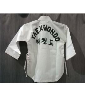 Strój Taekwondo Bushindo doboki rozmiar 110