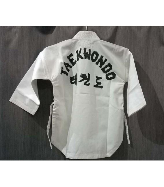 Strój Taekwondo Bushindo doboki rozmiar 160