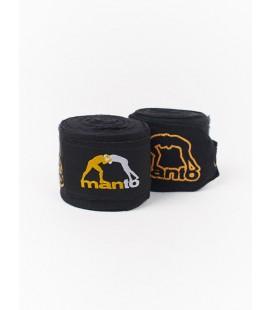 Bandaże owijki bokserskie  MANTO 4m model COMBO różne kolory