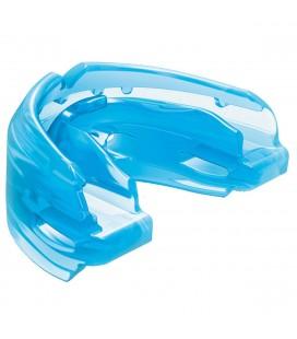 Ochraniacz zębów podwójny Shock Doctor  model DOUBLE BRACES niebieski