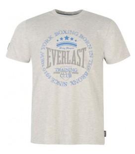 Koszulka Everlast typu t-shirt kolor ny szary