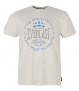Koszulka Everlast typu t-shirt kolor  szary