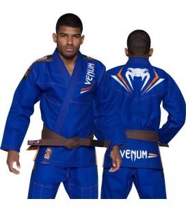 "Kimono GI BJJ  Venum ""ELITE"" niebieskie"