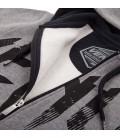 Bluza z kapturem Venum model Undisputed szara