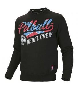 Bluza Pit Bull West Coast model Rebel Crew czarna