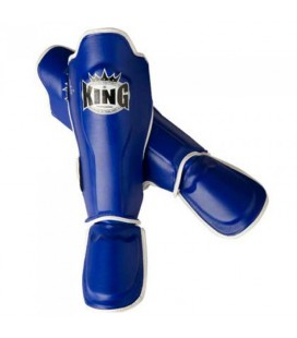 Ochraniacze na piszczele i stopy King Professional model SGK-3