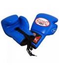 Rękawice bokserskie wiązane Dragon model Champ Pro 10oz