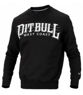 Bluza Pit Bull bez kaptura model FAST kolor czarny