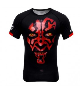 Rashguard Poundout model Star Wars Darth Maul