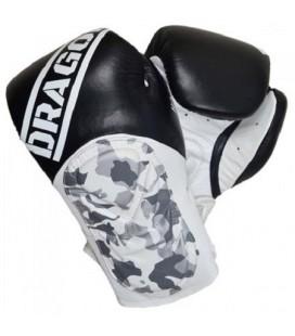 Rękawice bokserskie HAMMER firmy Dragon skóra