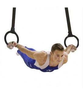 Kółka gimnastyczne do ćwiczenia kalisteniki streetworkout