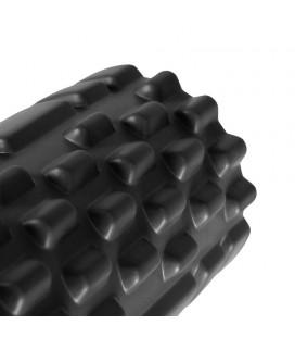 Wałek masujący - Roller Fitness 45cm kolor czarny