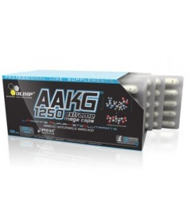 OlimpLabs - AAKG 1250 Extreme Mega 30kaps blister