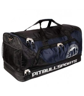 Torba Treningowa Pit Bull Sports czarno granatowa