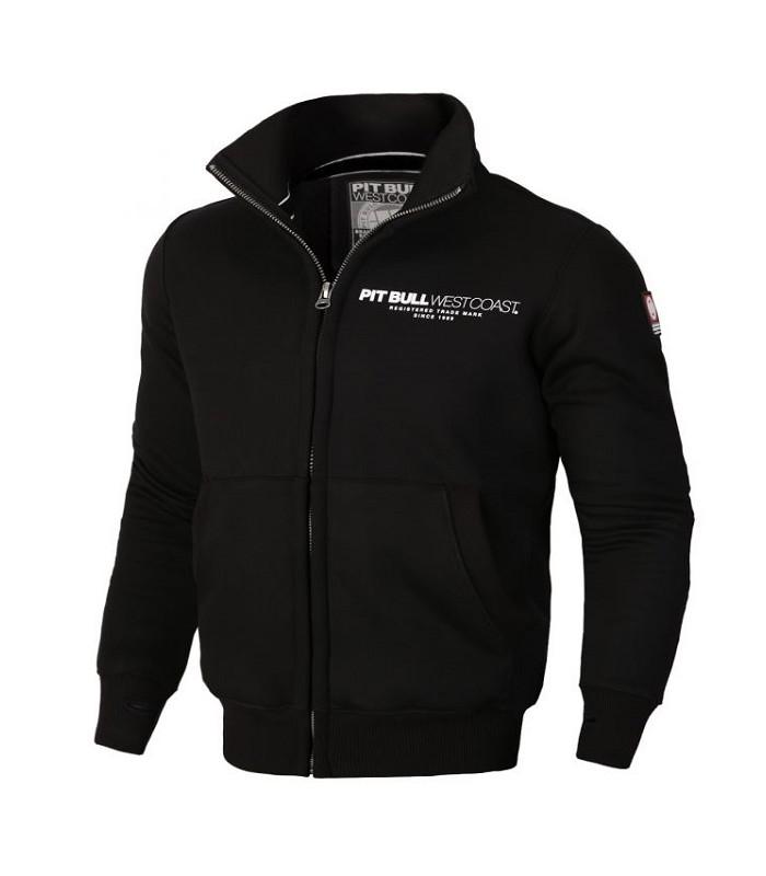 Bluza Pit Bull rozpinana model PITBULL kolor czarny