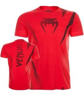 Koszulka Venum Jaws czerwona