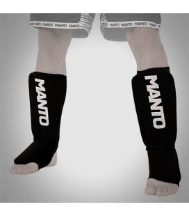 Ochraniacze elastyczne MANTO piszczeli i stóp