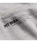 Bluza Pit Bull  model Logo 2017 szara