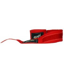 Bandaż bokserski Allright 4,2m elastyczne