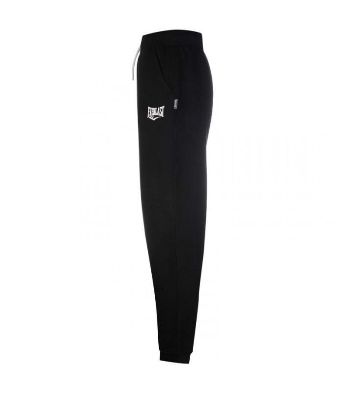 Spodnie dresowe treningowe Everlast kolor czarny