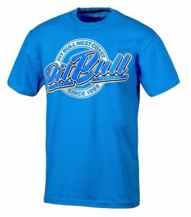 Koszulka Pit Bull West Coast model San Diego VIII niebieska