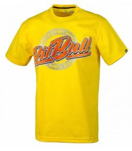 Koszulka Pit Bull West Coast model San Diego VIII  żółta