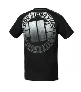 Koszulka Pit Bull West Coast model IHSV czarna
