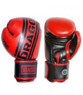Rękawice bokserskie Dragon  model Pride  skóra naturalna / syntetyk