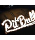Koszulka Pit Bull West Coast model San Diego Dog czarna