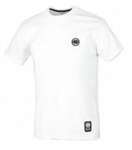 Koszulka Pit Bull West Coast model Small Logo biała 2017