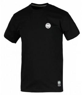 Koszulka Pit Bull West Coast model Small Logo 2017 czarna
