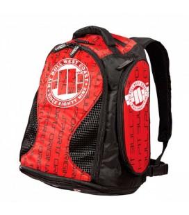 Plecak - torba Pit Bull model 2017 czerwony mały