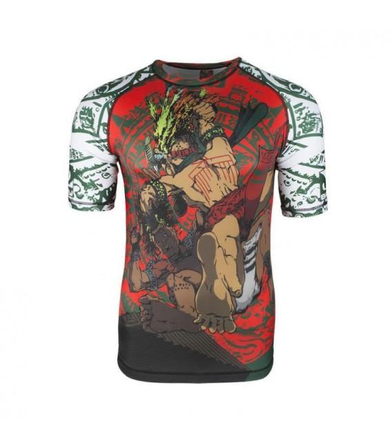 Rashguar Bad Boy model Warrior Society AZTEC