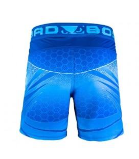 Spodenki Bad Boy Legacy Evolve MMA niebieskie