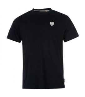 Koszulka Everlast model t-shirt kolor ciemny  granat
