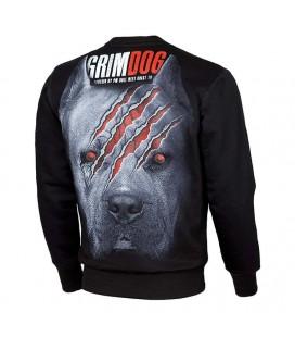 Bluza Pit Bull model Grim Dog kolor czarny