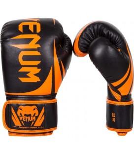 "Rękawice do boksu Venum ""Challenger 2.0"" black / orange"