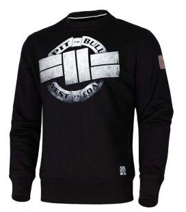 Bluza Pit Bull model Steel Logo 17 czarna