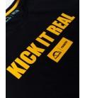Koszulka MANTO model KICK kolor czarny