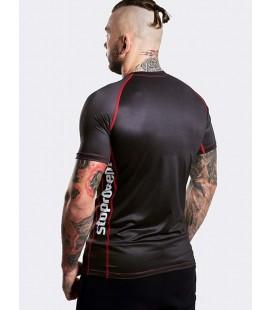 Rashguard marki Stoptocent model Ćpaj Sport black